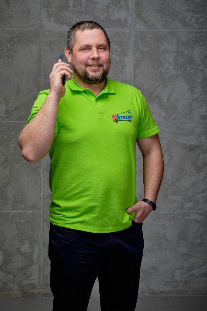 Александр - Команда ЯрБуксир