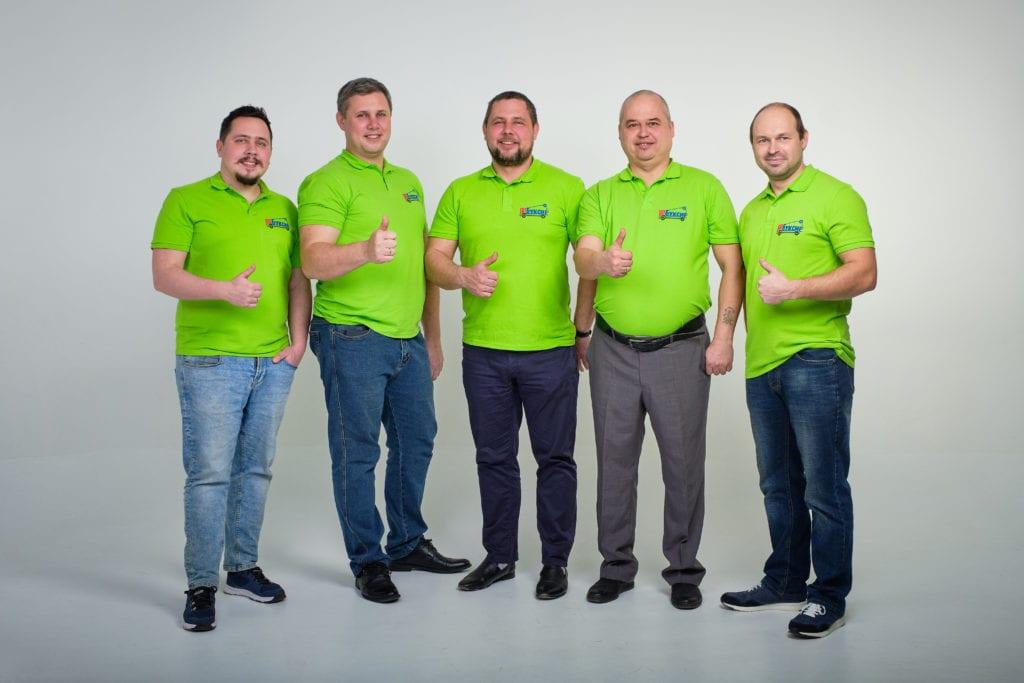 Команда ЯрБуксир